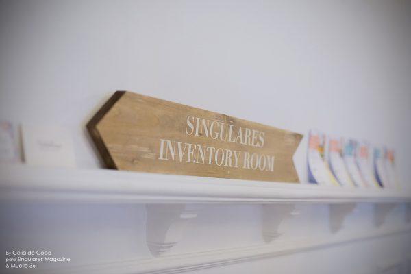 Singulares Inventory Room