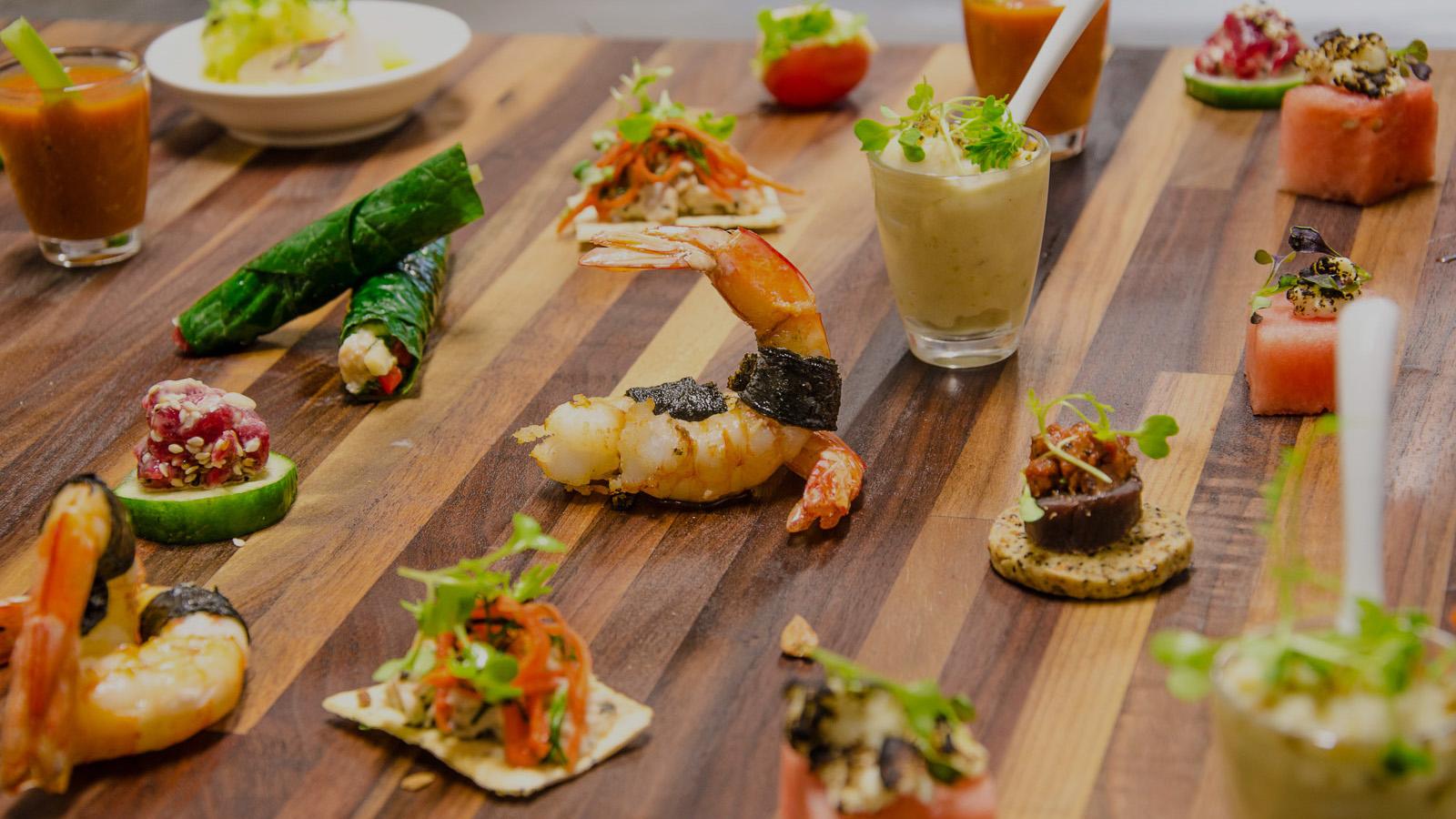 Catering & cocktails - Espacio Muelle36 Madrid