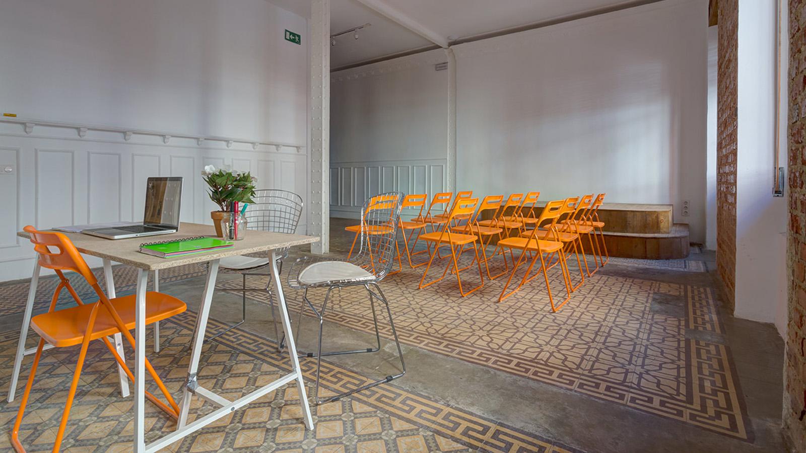 Castings - Espacio Muelle36 Madrid