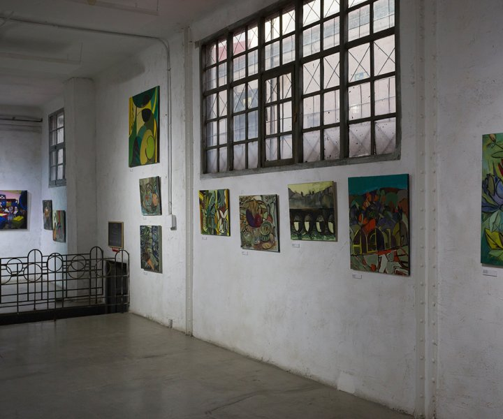 Éxito de la Exposición Colectiva en Muelle36.